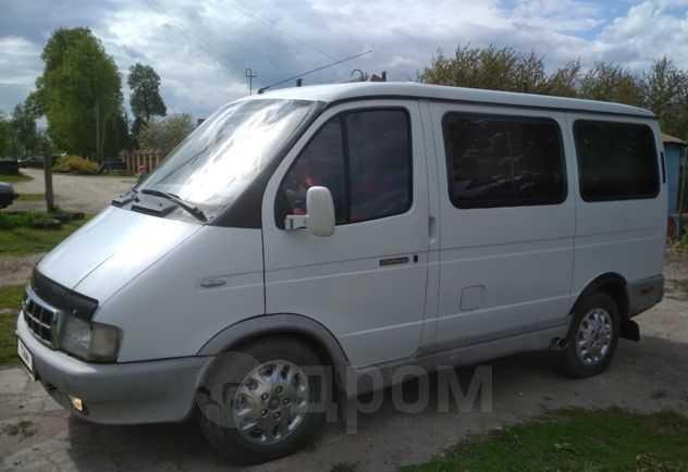 ГАЗ 2217, 2002 год, 205 000 руб.