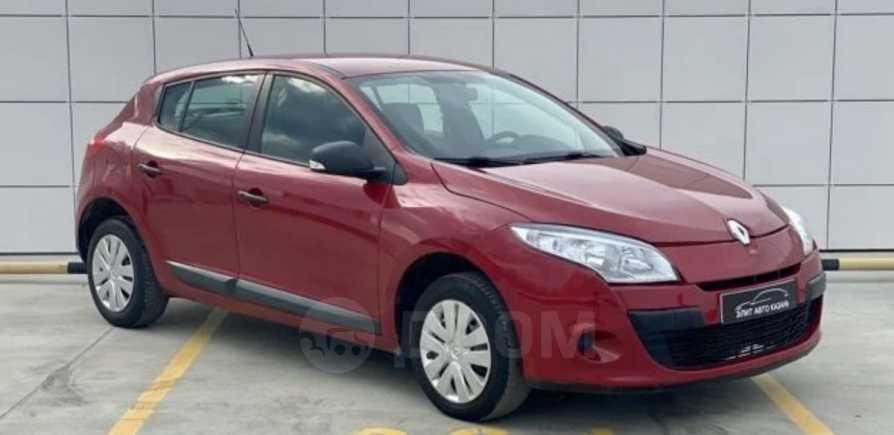Renault Megane, 2011 год, 415 000 руб.