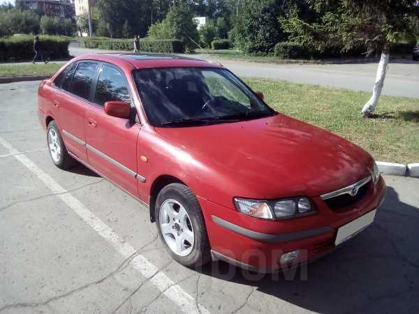 Mazda 626, 1998 год, 180 000 руб.