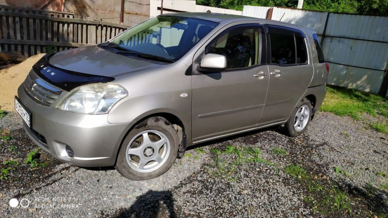 Toyota Raum, 2005 год, 330 000 руб.