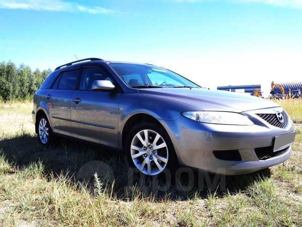 Mazda Mazda6, 2005 год, 390 000 руб.
