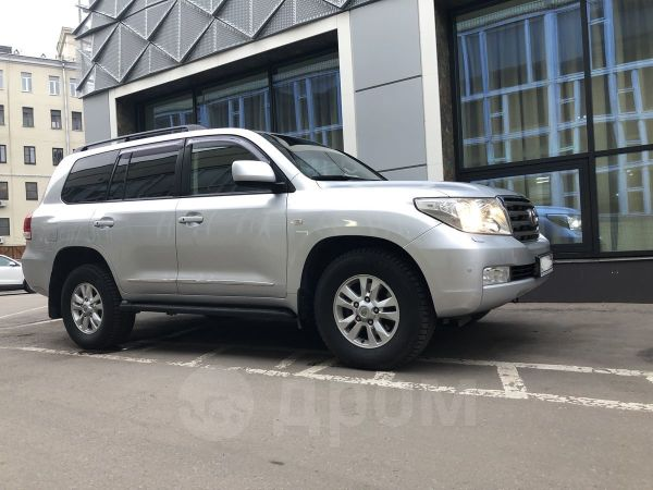 Toyota Land Cruiser, 2007 год, 1 480 000 руб.