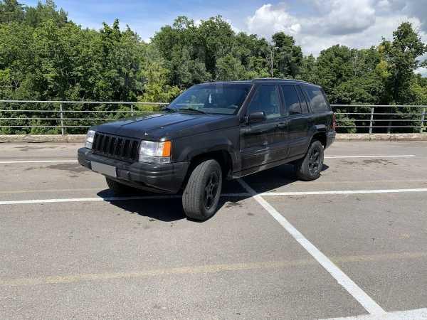 Jeep Grand Cherokee, 1997 год, 240 000 руб.