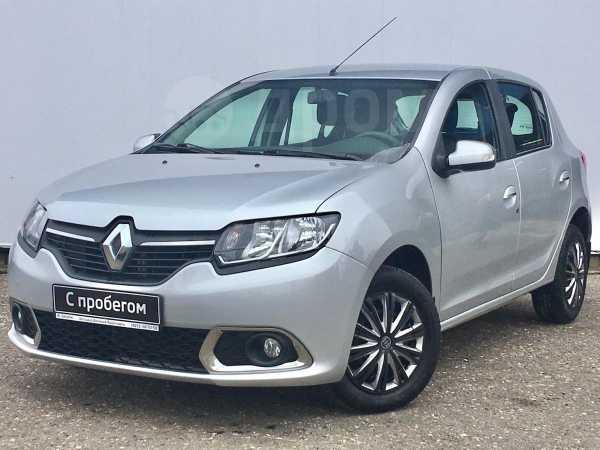Renault Sandero, 2015 год, 495 000 руб.