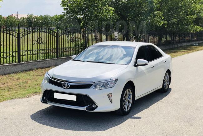Toyota Camry, 2016 год, 1 278 000 руб.