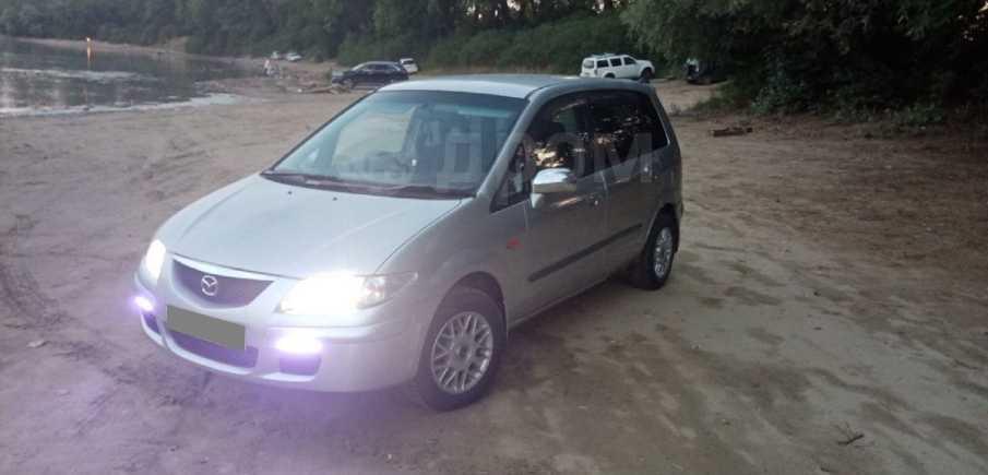 Mazda Premacy, 1999 год, 168 000 руб.