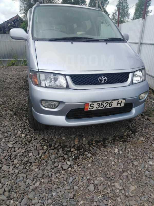 Toyota Hiace Regius, 1998 год, 360 000 руб.