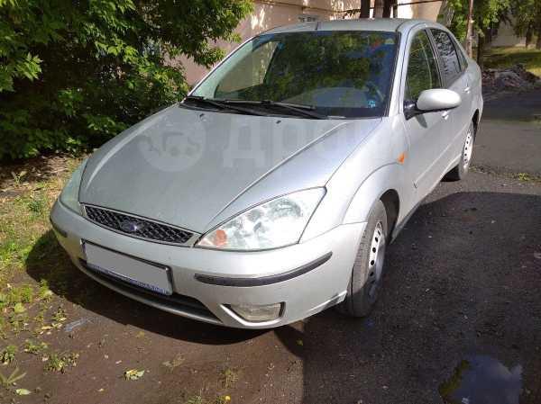 Ford Focus, 2003 год, 206 000 руб.