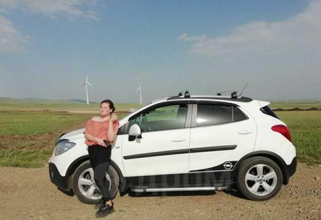 Opel Mokka, 2013 год, 860 000 руб.