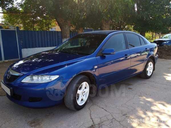 Mazda Mazda6, 2003 год, 295 000 руб.
