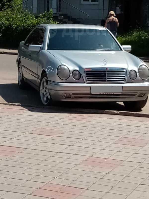 Mercedes-Benz E-Class, 1998 год, 210 000 руб.