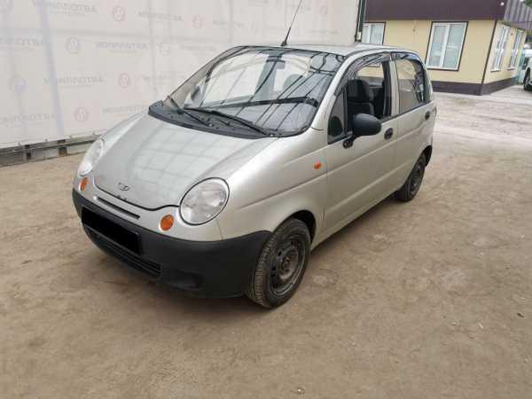 Daewoo Matiz, 2009 год, 118 000 руб.