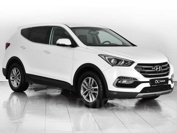 Hyundai Santa Fe, 2017 год, 1 859 000 руб.
