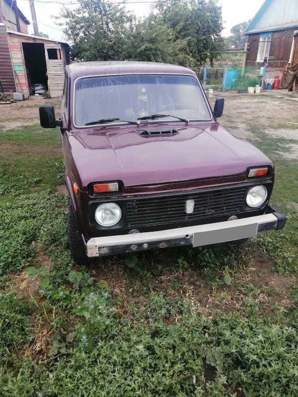 Лада 4x4 2121 Нива, 1983 год, 110 000 руб.