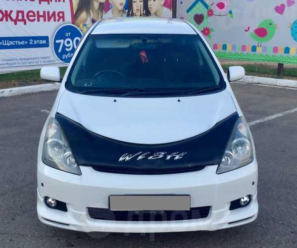 Toyota Wish, 2004 год, 525 000 руб.