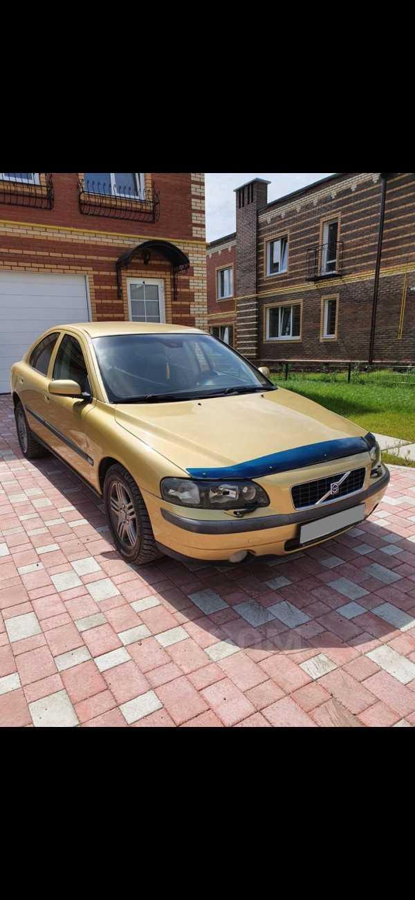 Volvo S60, 2004 год, 335 000 руб.