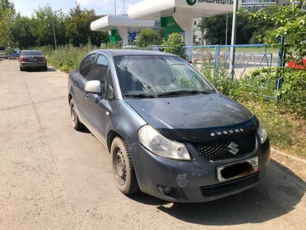 Suzuki SX4, 2007 год, 260 000 руб.