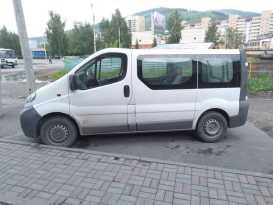 Горно-Алтайск Vivaro 2005