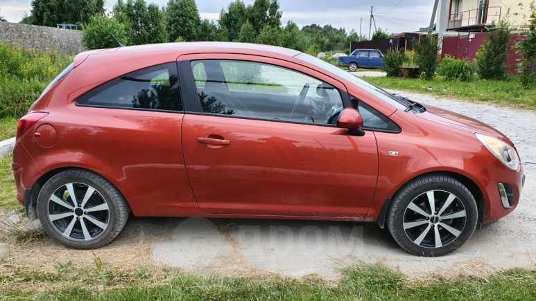 Opel Corsa, 2011 год, 410 000 руб.