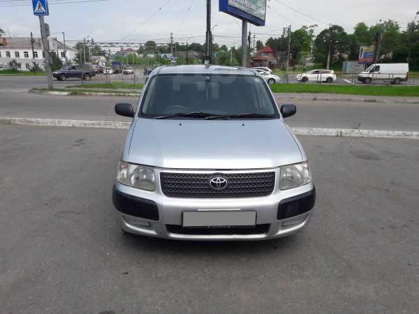 Toyota Succeed, 2007 год, 289 000 руб.