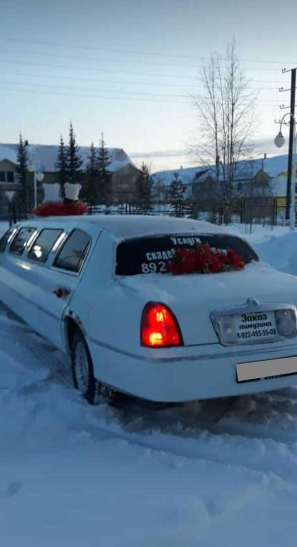 Lincoln Town Car, 2000 год, 500 000 руб.