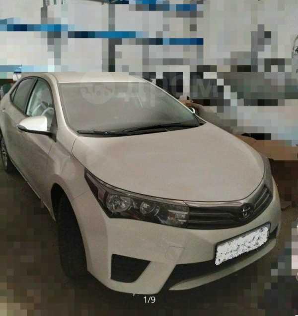 Toyota Corolla FX, 2014 год, 742 000 руб.