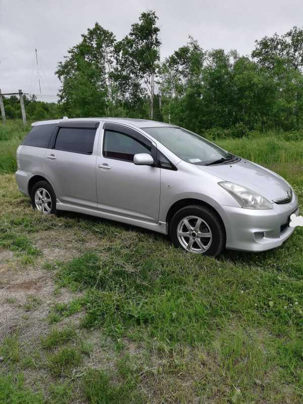 Toyota Wish, 2006 год, 490 000 руб.