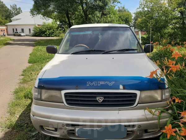 Mazda MPV, 1997 год, 195 000 руб.