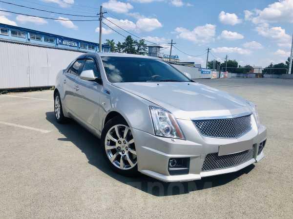 Cadillac CTS, 2009 год, 650 000 руб.