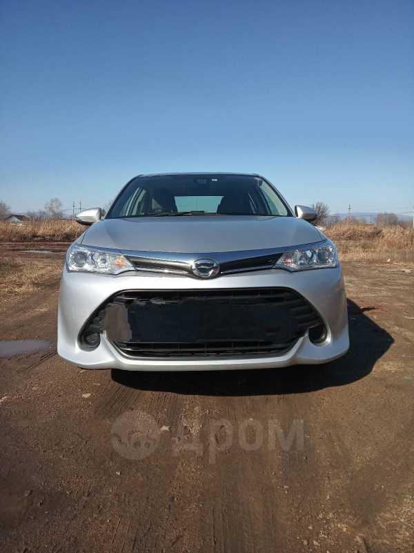 Toyota Corolla Axio, 2015 год, 550 000 руб.