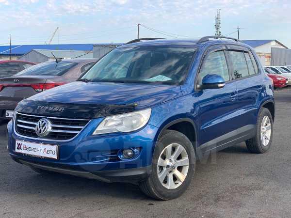 Volkswagen Tiguan, 2008 год, 527 000 руб.