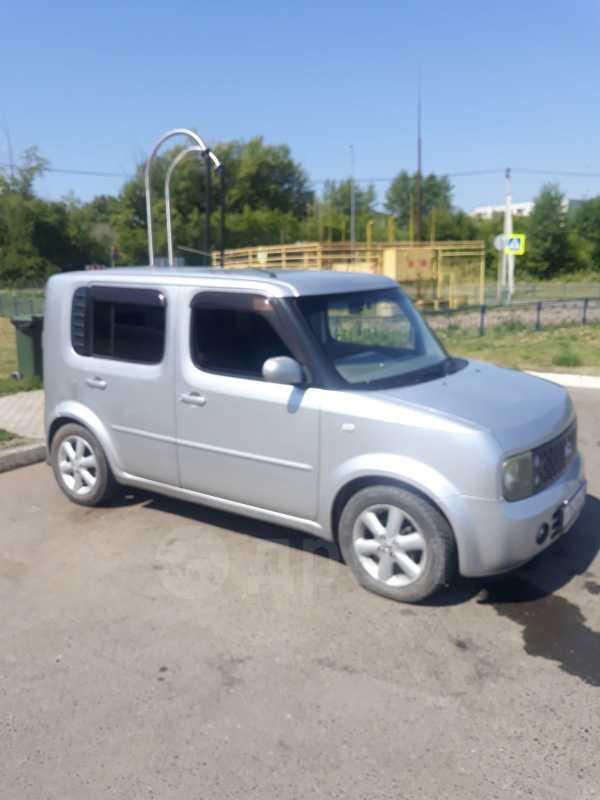 Nissan Cube, 2003 год, 185 000 руб.