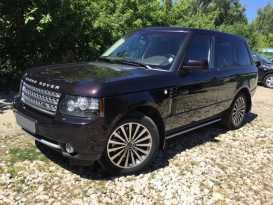 Пенза Range Rover 2012