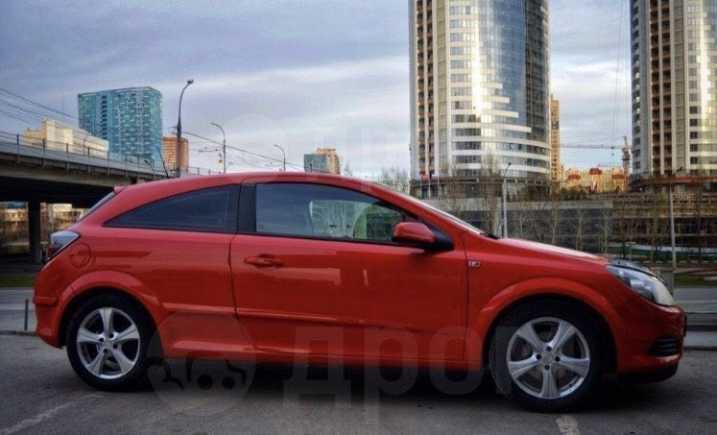 Opel Astra GTC, 2006 год, 290 000 руб.