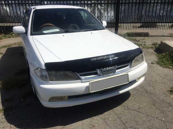 Toyota Carina, 2001 год, 325 000 руб.