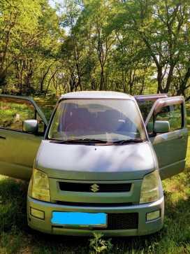 Владивосток Wagon R 2003