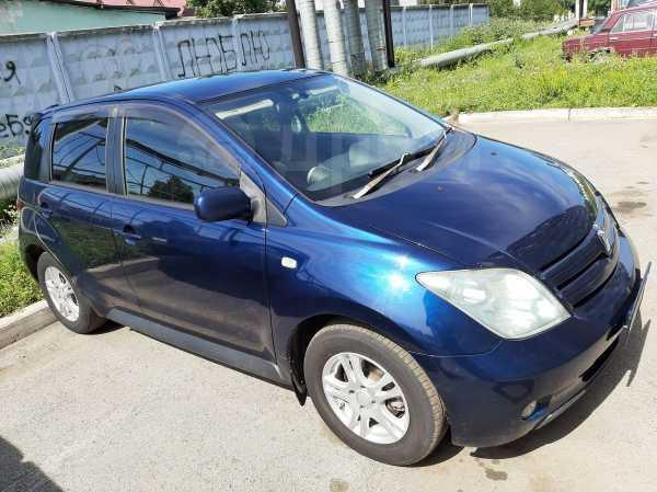Toyota ist, 2002 год, 310 000 руб.