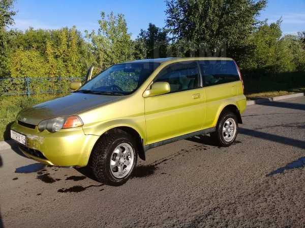 Honda HR-V, 1999 год, 165 000 руб.