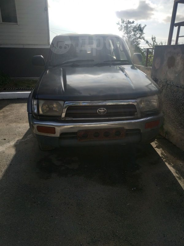 Toyota Hilux Surf, 1996 год, 168 000 руб.