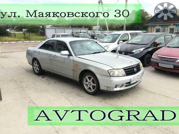 Nissan Gloria, 2001 год, 155 000 руб.