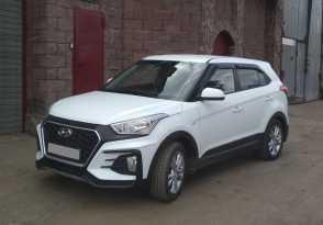 Магнитогорск Hyundai Creta 2018