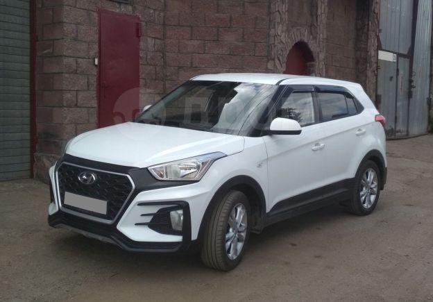 Hyundai Creta, 2018 год, 870 000 руб.