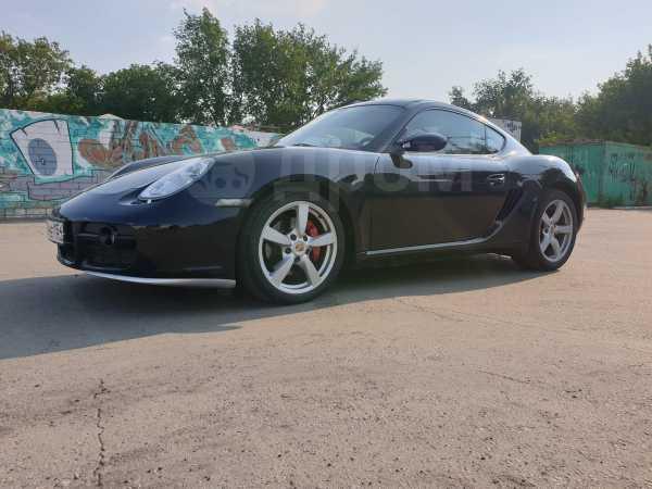 Porsche Cayman, 2006 год, 1 500 000 руб.