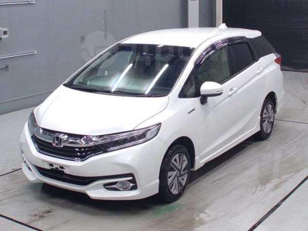 Honda Fit Shuttle, 2017 год, 900 000 руб.