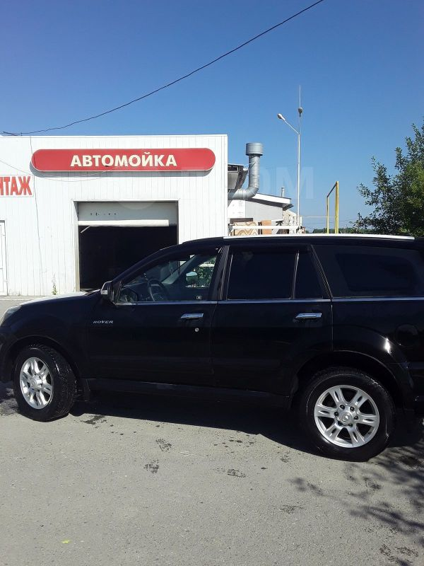 Great Wall Hover H3, 2011 год, 444 000 руб.