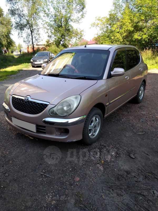 Toyota Duet, 2002 год, 190 000 руб.