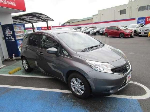 Nissan Note, 2016 год, 540 000 руб.