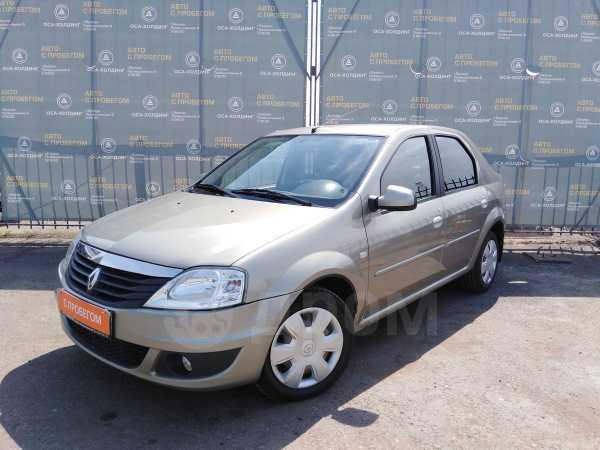 Renault Logan, 2010 год, 347 000 руб.