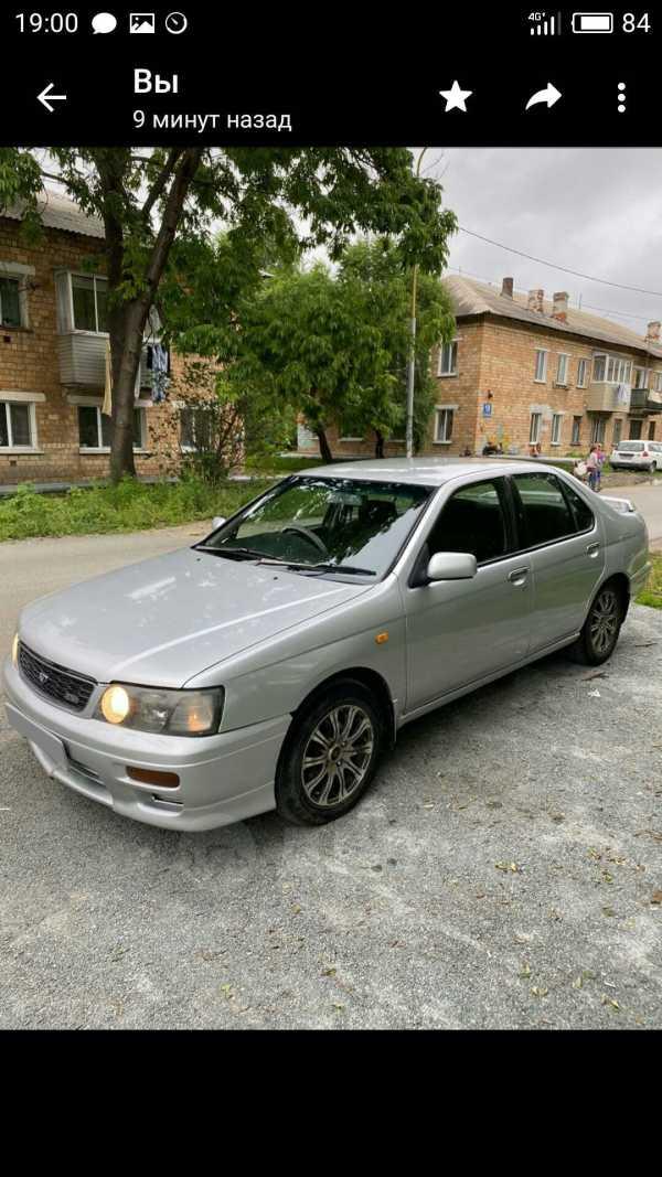 Nissan Bluebird, 1997 год, 120 000 руб.