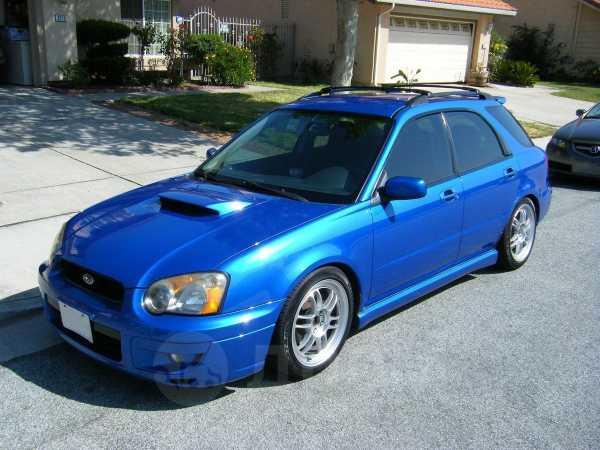 Subaru Impreza, 2003 год, 150 000 руб.